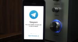 پی بردن به نام موزیک و خواننده در هنگام پخش موزیک با استفاده از تلگرام