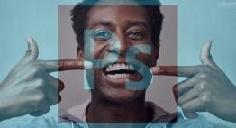 سفید کردن سریع دندانها با فتوشاپ!
