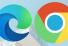 مقایسه مایکروسافت اج (نسخه کرومیوم) و گوگل کروم