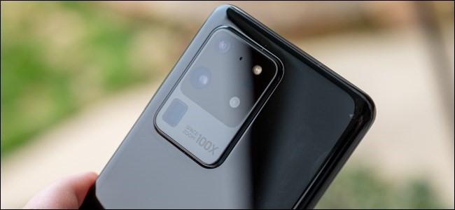 نحوه تغییر دادن دکمه Side به دکمه Power در Samsung Galaxy S20