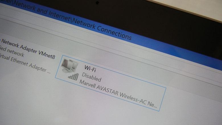 راهی آسان و سریع برای فعال و غیرفعال کردن کارت شبکه در ویندوز