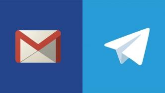 ارسال و دریافت ایمیلهای جیمیل با تلگرام