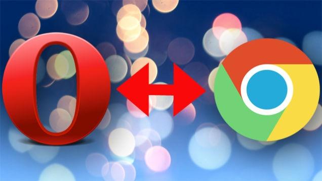 نصب افزونههای مرورگر اپرا بر روی مرورگر گوگل کروم و بالعکس