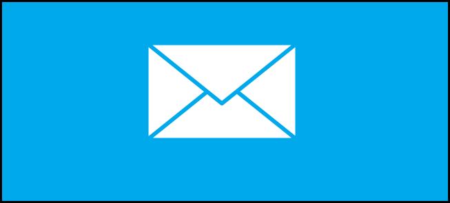 تغییر یا غیرفعال نمودن امضای پیشفرض در اپلیکیشن Mail ویندوز 8
