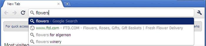 غیرفعال کردن آدرسهای پیشنهادی در گوگل کروم