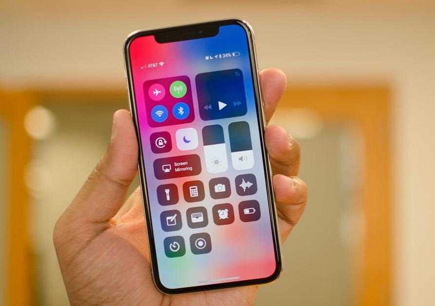 روش فیلمبرداری از صفحه نمایش با صدای بیرون در iOS