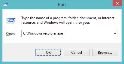 اجرای تمامی برنامهها از طریق Run
