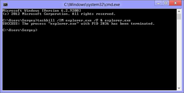 4 راه جالب برای راهاندازی مجدد پروسهی Windows Explorer