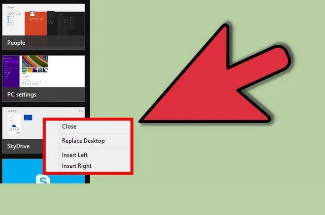 4 راه مختلف برای بستن اپلیکیشنها در ویندوز 8