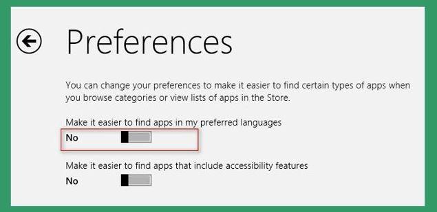 نمایش تمامی اپلیکیشنها در Windows Store ویندوز 8