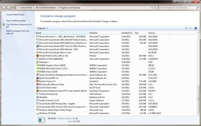 3 راه برای پی بردن به فضای اشغالشدهی هارددیسک توسط نرمافزارها و اپلیکیشنهای نصبشده بر روی ویندوز
