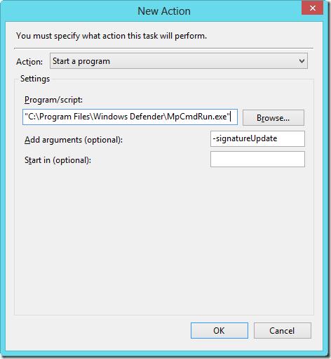 بهروزرسانی خودکار Windows Defender حتی با وجود غیرفعال بودن بهروزرسانی ویندوز