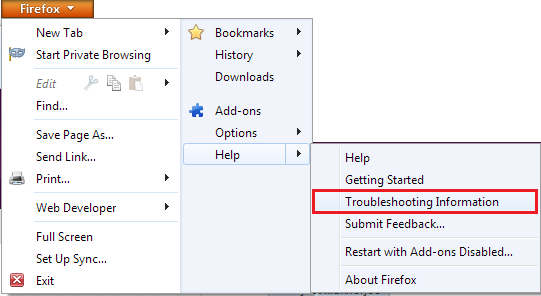 نحوهی ایجاد تغییر در ظاهر دکمهی نارنجیرنگ فایرفاکس