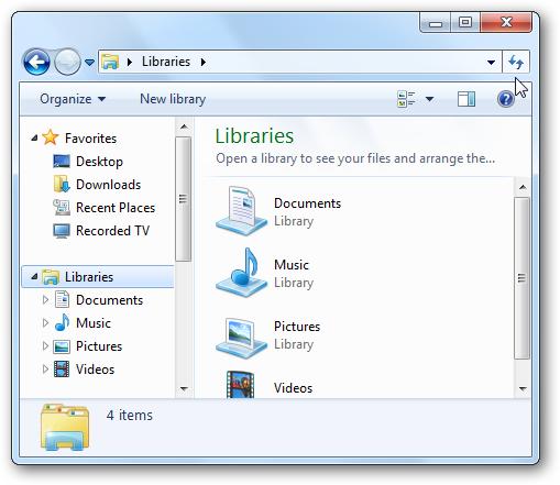 غیرفعال کردن قابلیت جستجو در ویندوز 7