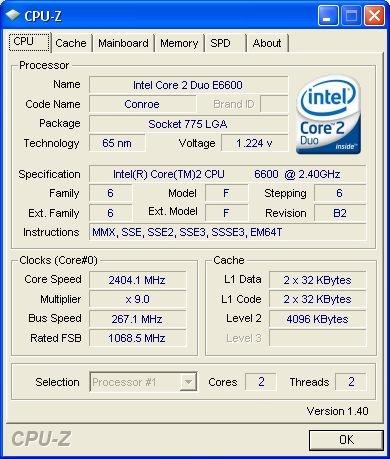 بالا بردن سرعت ویندوز XP با بهینهسازی مقدار L2 Cache پردازنده