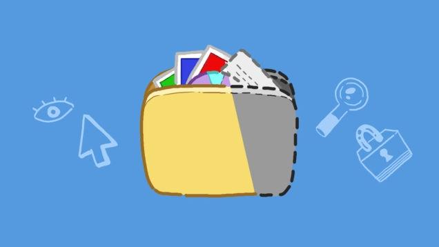 مخفیسازی اطلاعات در ویندوز XP به شیوهای متفاوت