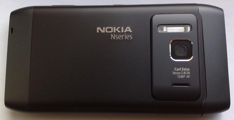 زوم چند برابر به هنگام عکسبرداری در گوشیهای سری N نوکیا