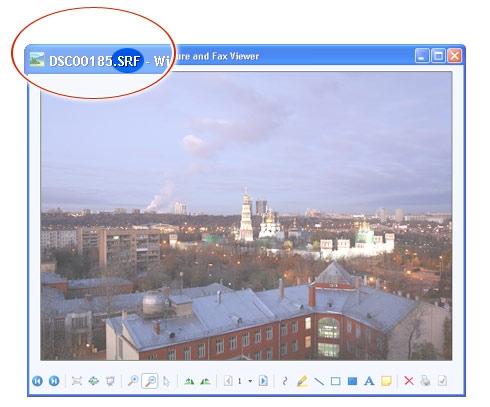 مشاهده بیش از 200 فرمت رایج تصویر توسط Windows Picture and Fax Viewer در ویندوز XP
