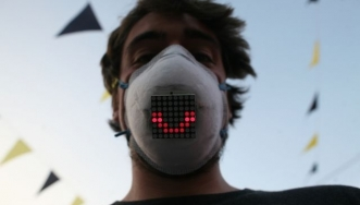 Unmask ماسکی که احساسات را نمایش میدهد