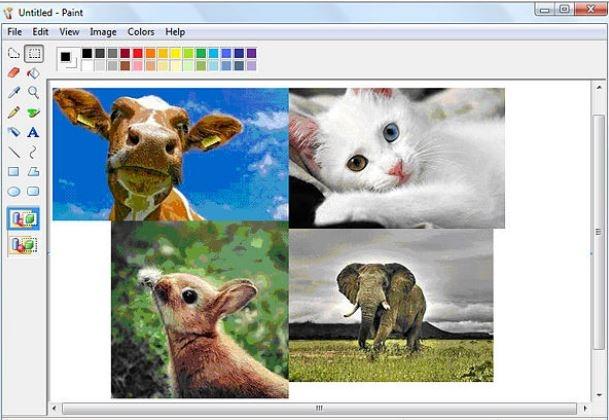 Paint ویندوز XP را دستکم نگیرید!