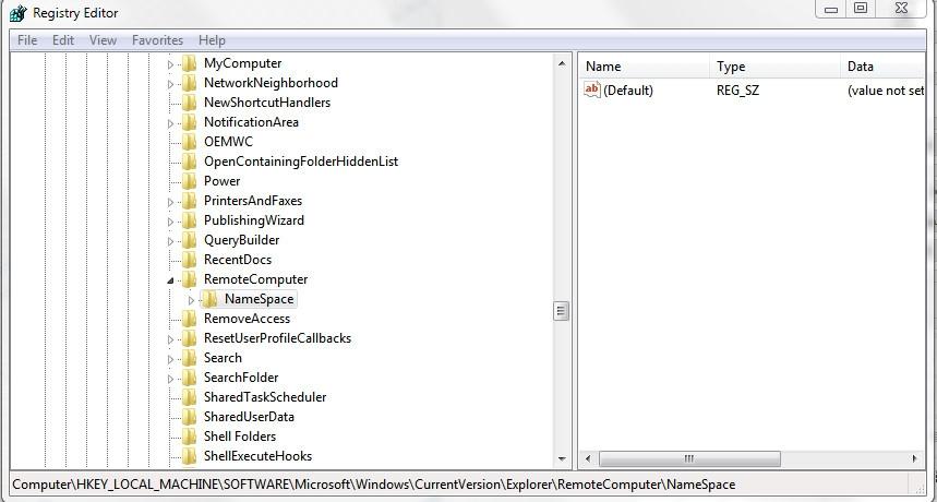 افزایش سرعت مرور سیستمهای تحت شبکه در ویندوز XP