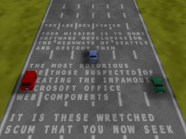 کشف بازی مخفی موجود در نرمافزار Excel 2000