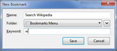 جستجو و دسترسی سریع به سایتها با استفاده از 2 ترفند در فایرفاکس