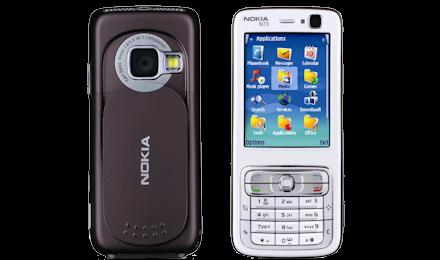 تبدیل Nokia N73 معمولی به Nokia N73 Music Edition