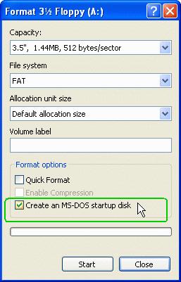 نحوه ساخت یک دیسک راهانداز یا Startup Disk