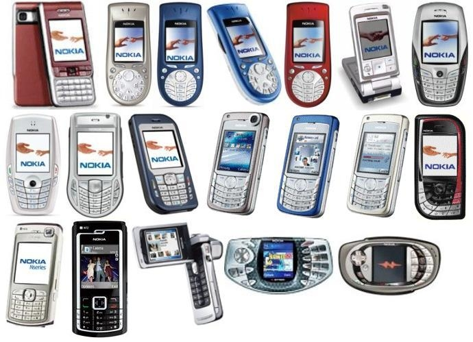 تغییر نام پیشفرض عکسها و فیلمها در گوشیهای سری 60 نوکیا