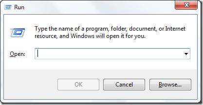 دستورات کوچک برای اجرای برنامههای ویندوزی