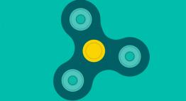 تبدیل گوگل به فیجت اسپینر