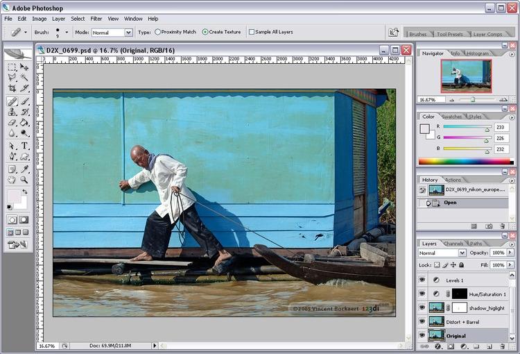 25 ترفند حرفهای در Photoshop