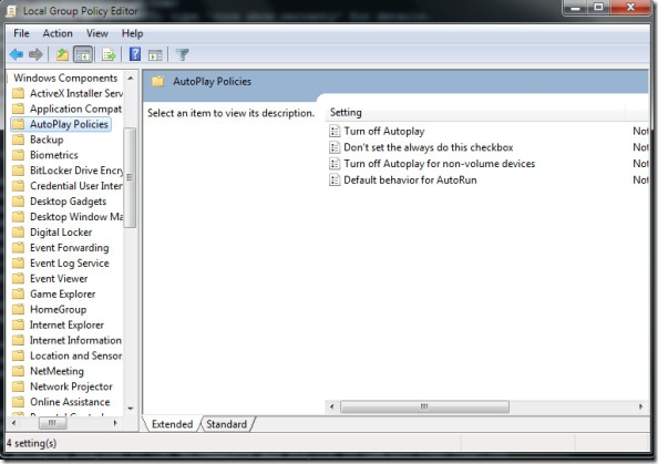 جلوگیری از اجرای Autoplay در محیط ویندوز