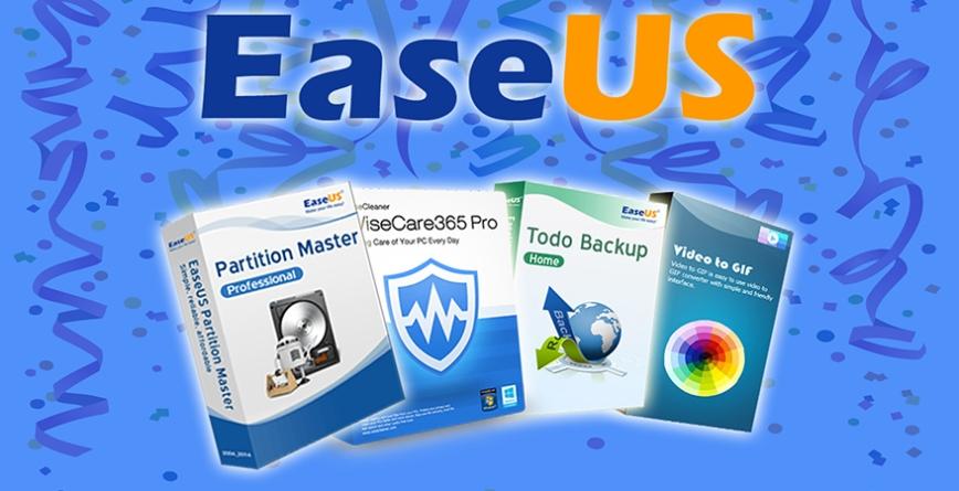 دانلود رایگان نرمافزارهای پولی EaseUS