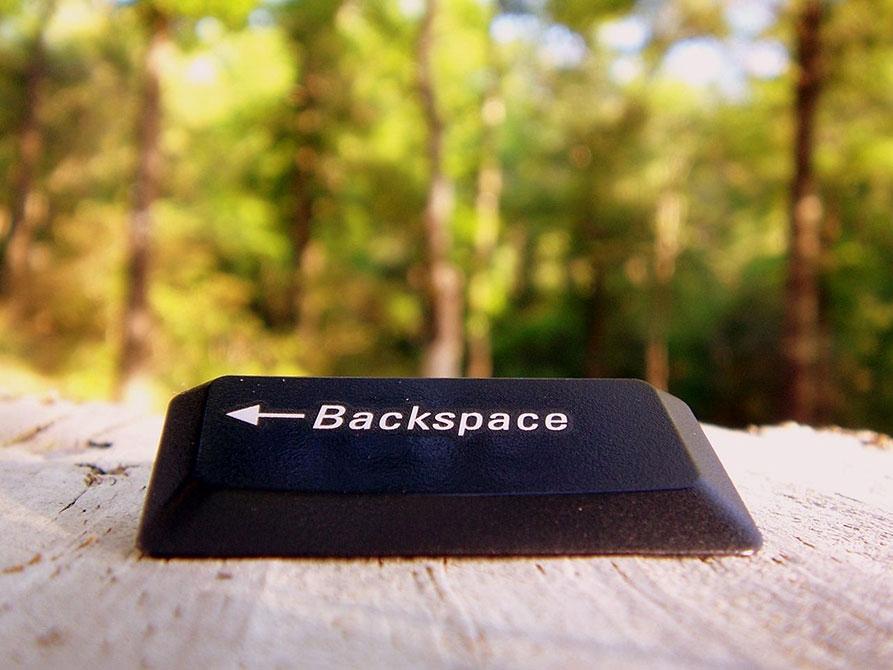 بازگردانی میانبر Backspace به مرورگر کروم