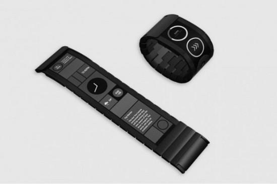 Wove، دستبند هوشمند با صفحه نمایشی واقعاً انعطافپذیر
