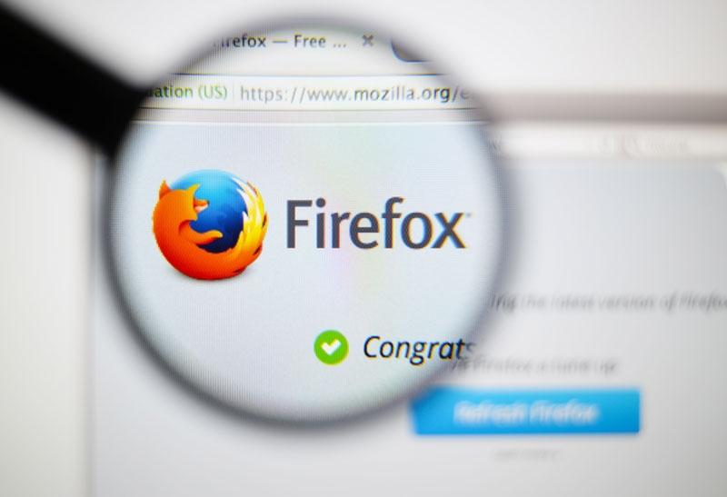 بازیابی سریعتر تبهای بستهشده در فایرفاکس