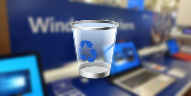 زمانبندی خودکار برای خالی کردن سطل آشغال ویندوز