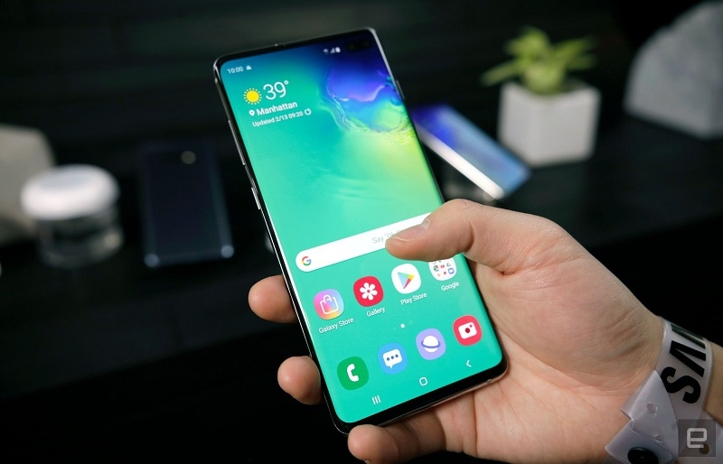 نحوه مخفی کردن اپلیکیشنها در گوشیهای Samsung